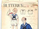 Butterick 5110 B