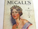 McCall's Magazine October, 1926