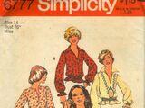 Simplicity 6777