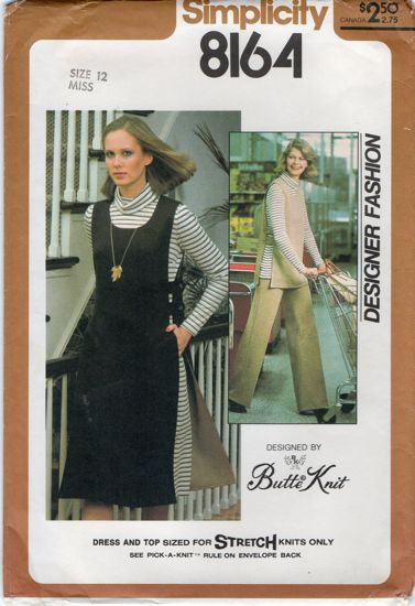 Simplicity 8164 A | Vintage Sewing Patterns | FANDOM powered by Wikia