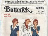 Butterick 6993 A