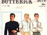 Butterick 5074 B