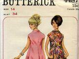 Butterick 4487