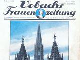 Vobachs Frauenzeitung No. 19 Vol. 35 1932