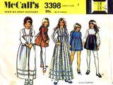 McCall's 3398