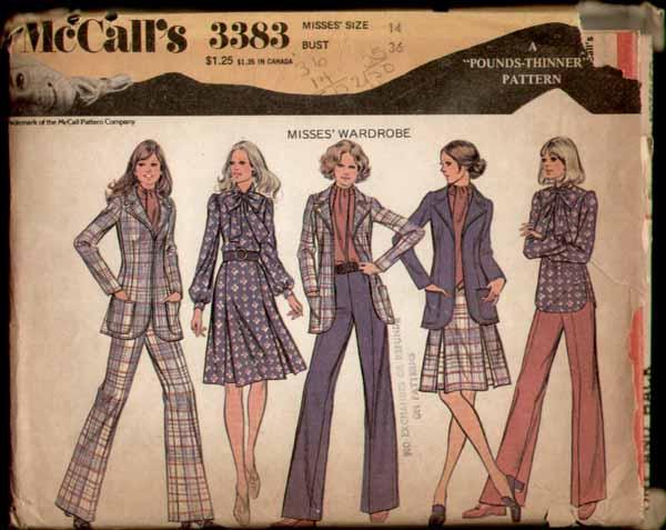 McCalls 3383 a 72