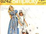 Simplicity 6242