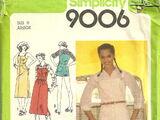 Simplicity 9006