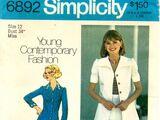 Simplicity 6892