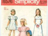 Simplicity 8576
