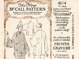 McCall 4614 A