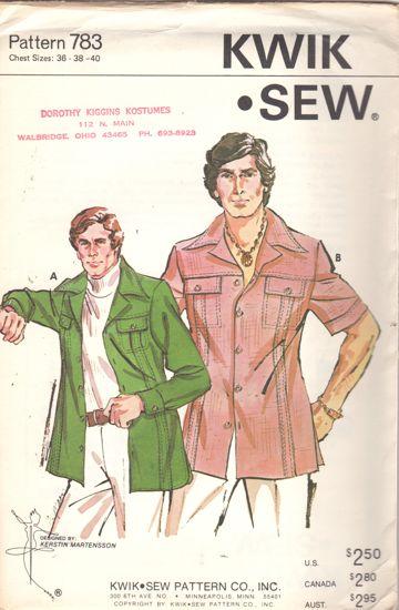 Kwik Sew 783 Vintage Sewing Patterns Fandom Powered By Wikia