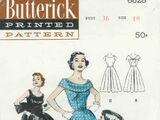 Butterick 6628