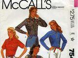 McCall's 7544