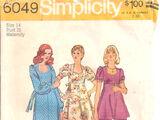 Simplicity 6049