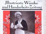 Illustrierte Wäsche- und Handarbeits-Zeitung No. 10 1936