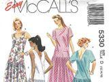 McCall's 5330 A