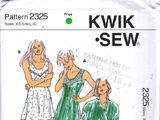 Kwik Sew 2325