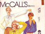 McCall's 6763
