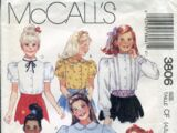 McCall's 3806 A