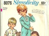 Simplicity 8076 A