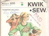 Kwik Sew 630