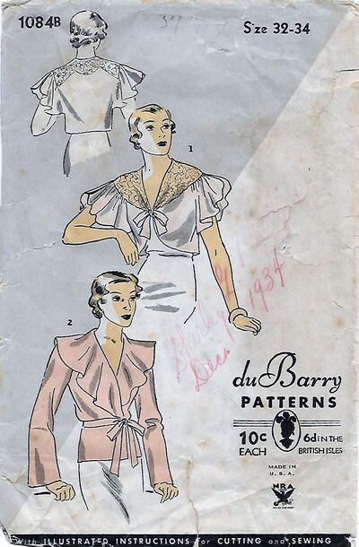 DuBarry 1084B
