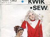 Kwik Sew 1363