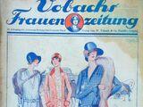 Vobachs Frauenzeitung No. 11 Vol. 32 1929