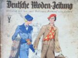 Deutsche Moden-Zeitung No. 16 Vol. 43 1933/34