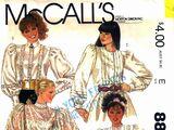 McCall's 8833 B