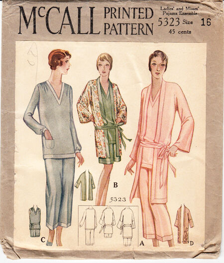 McCall 5323