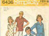 Simplicity 6436