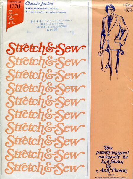 Stretch&sew1770