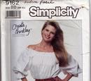 Simplicity 9162 A