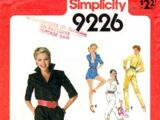 Simplicity 9226