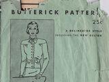 Butterick 5374 B