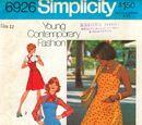 Simplicity 6926