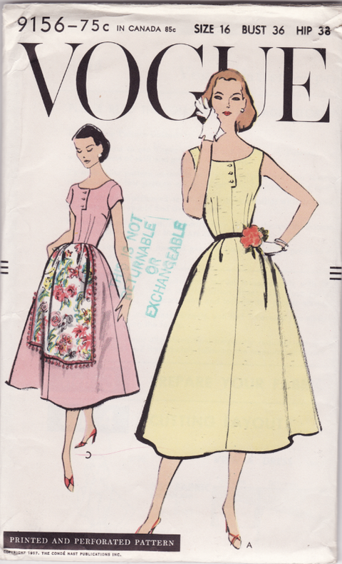 Vogue 9156