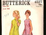 Butterick 4527