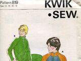 Kwik Sew 819