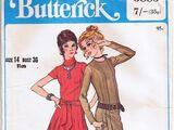 Butterick 5885 B