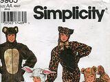 Simplicity 9983 A