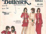 Butterick 6931