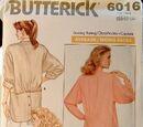 Butterick 6016 D