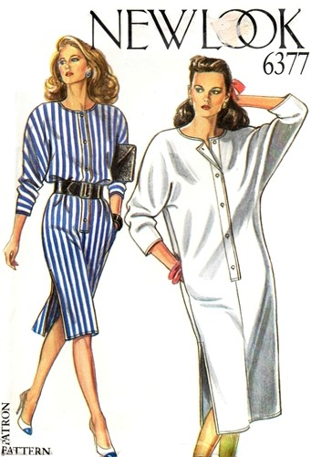 New Look 6377 | Vintage Sewing Patterns | FANDOM powered by Wikia
