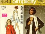 Simplicity 8543