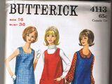 Butterick 4113