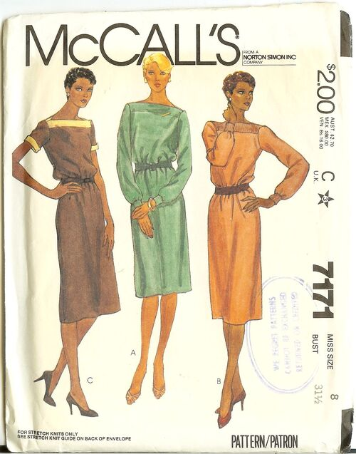 McCalls 7171 2