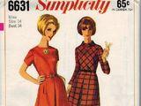 Simplicity 6631 A
